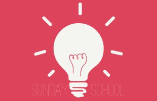 Sunday School Featured Event Graphic image