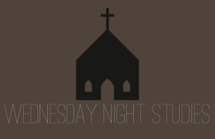 Wednesday Night Studies Featured Event Graphic