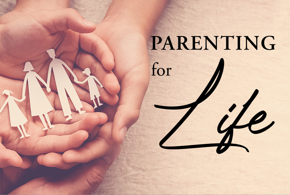 Parenting for Life banner