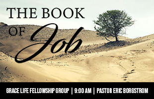 The Book of Job banner