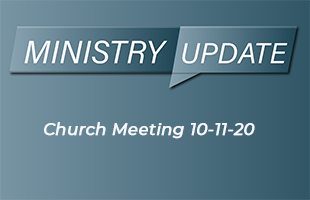 Ministry Update Vector