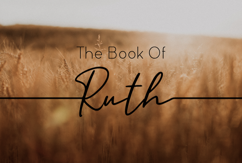 The Book of Ruth banner
