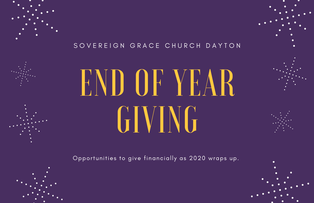 End of year Giving-2