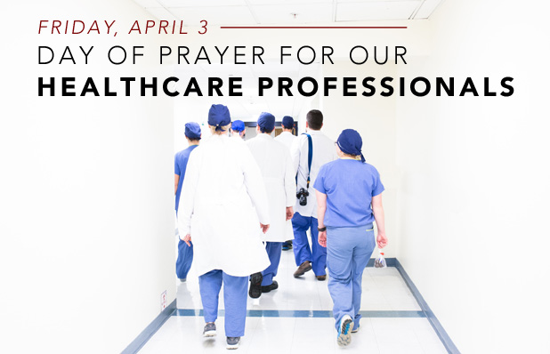 Healthcare pros featured