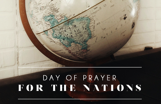 Nations Prayer featured
