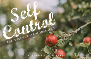 Self Control Featured image