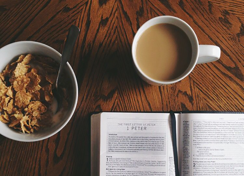 Men's Morning Study image