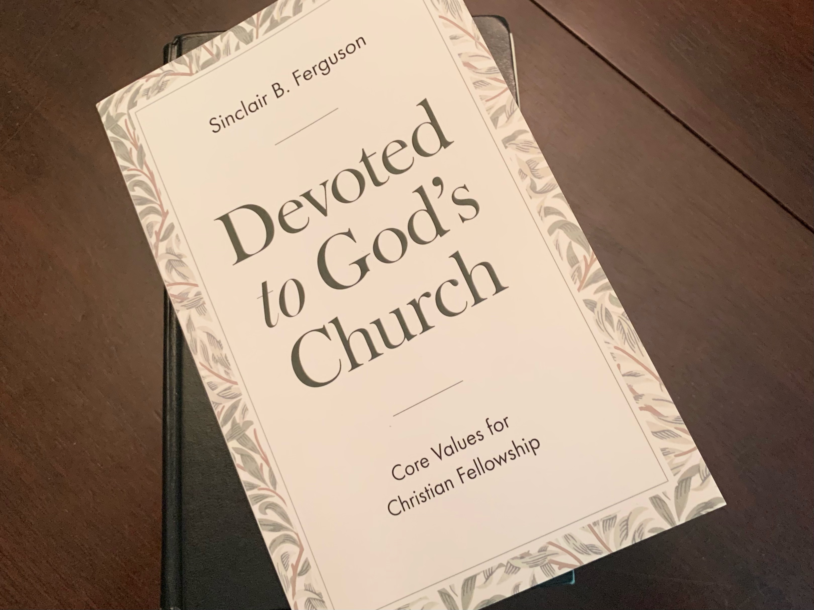 Devoted to God's Church image