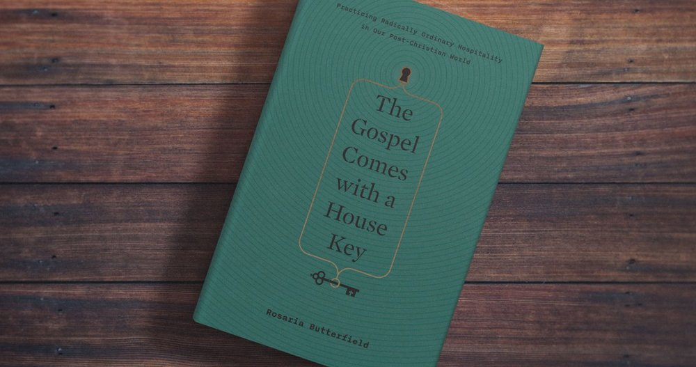 Gospel Comes With a House Key image