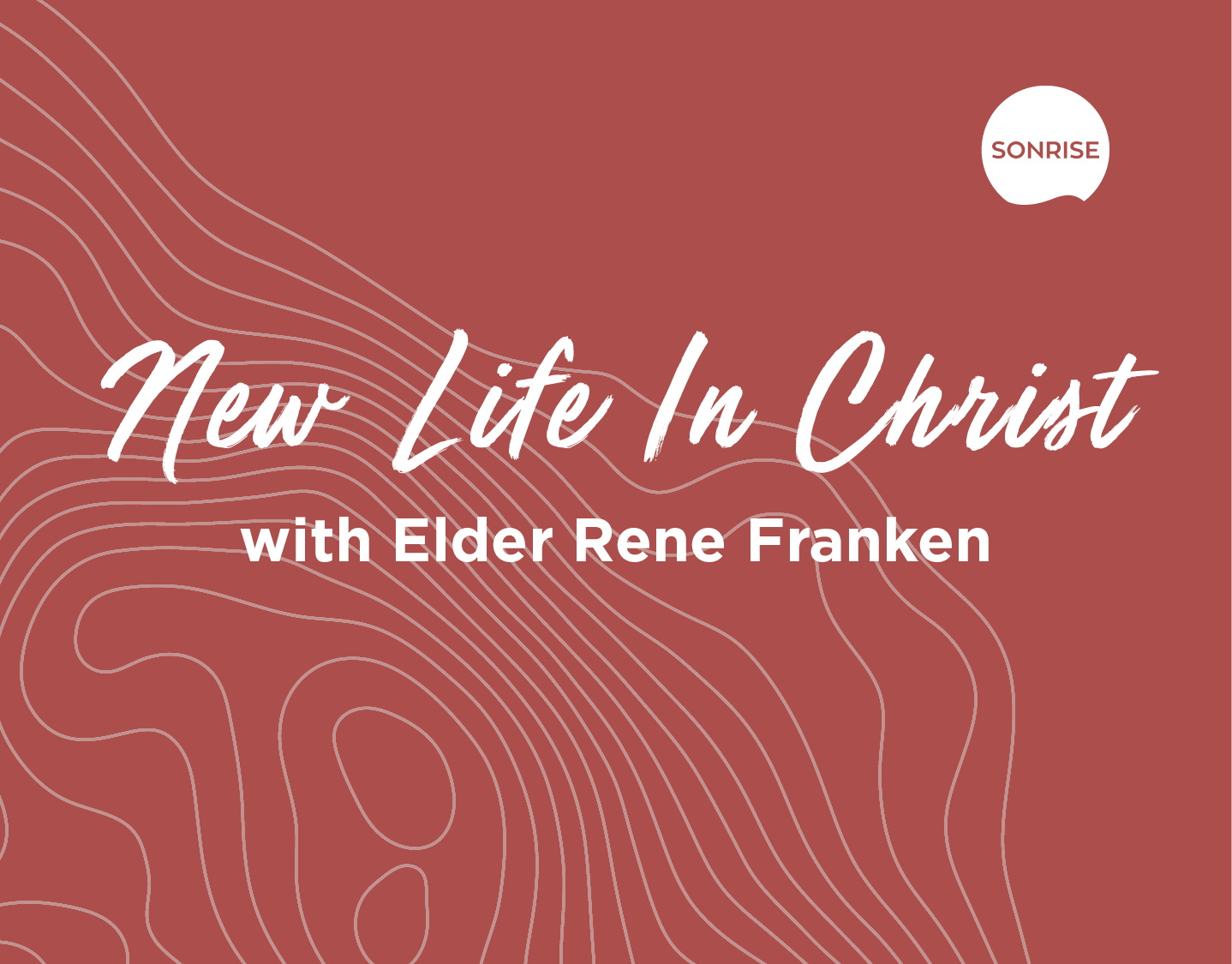 New Life In Christ banner