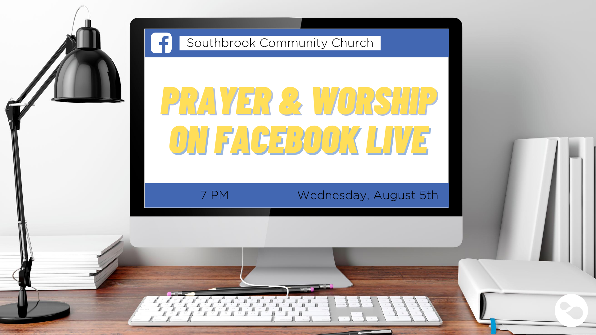 Facebook Live Prayer Week image