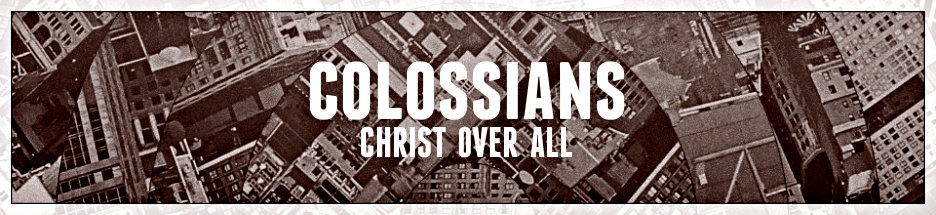 Living as Children and Parents in the Lord - Colossians 3:20-21 banner