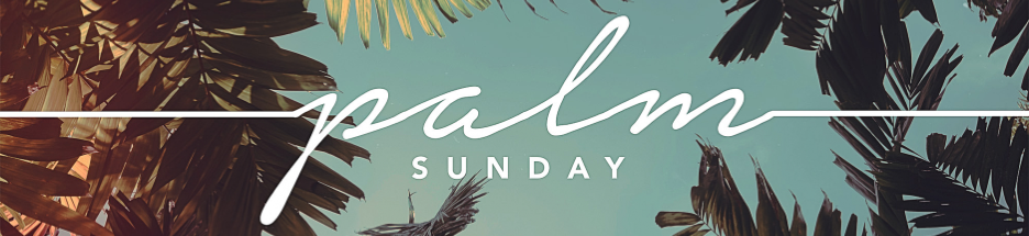 Worship Guide for Sunday April 5, 2020 banner