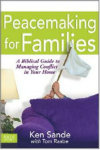 Peacemaking for Families  100x150