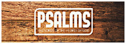 Psalms: The Songs of the People of God  banner