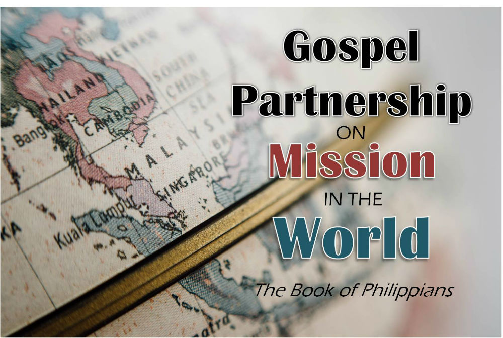 Gospel Partnership Series