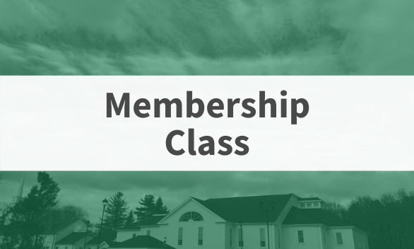 Learn more about church membership