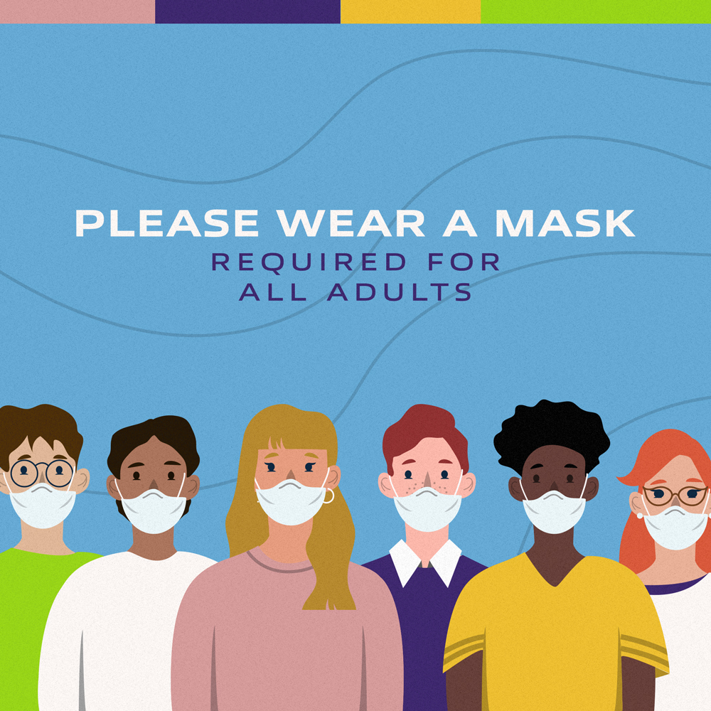Face-Masks-please-For-All-Adults-Colorful-Characters-Wearing-Masks