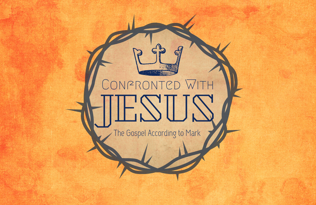 """""""Confronted with Jesus"""""""