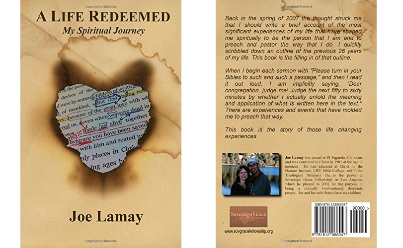 A Life Redeemed Cover