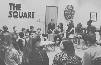 youth the square web