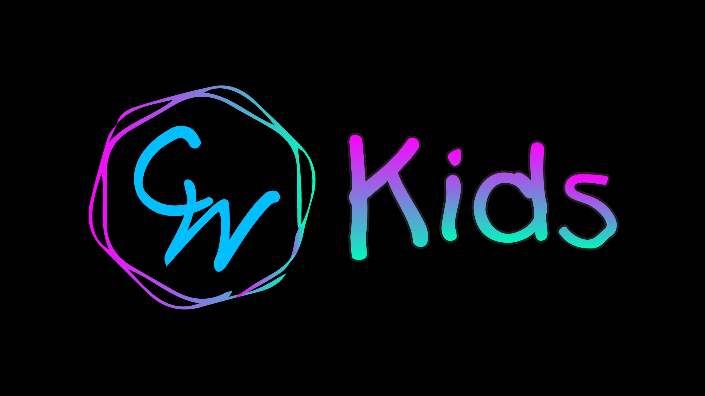 CW Kids SP Neon with Black-Screens