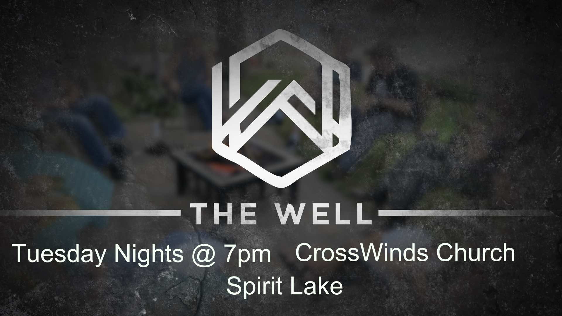The well logo update Sep 2020 image