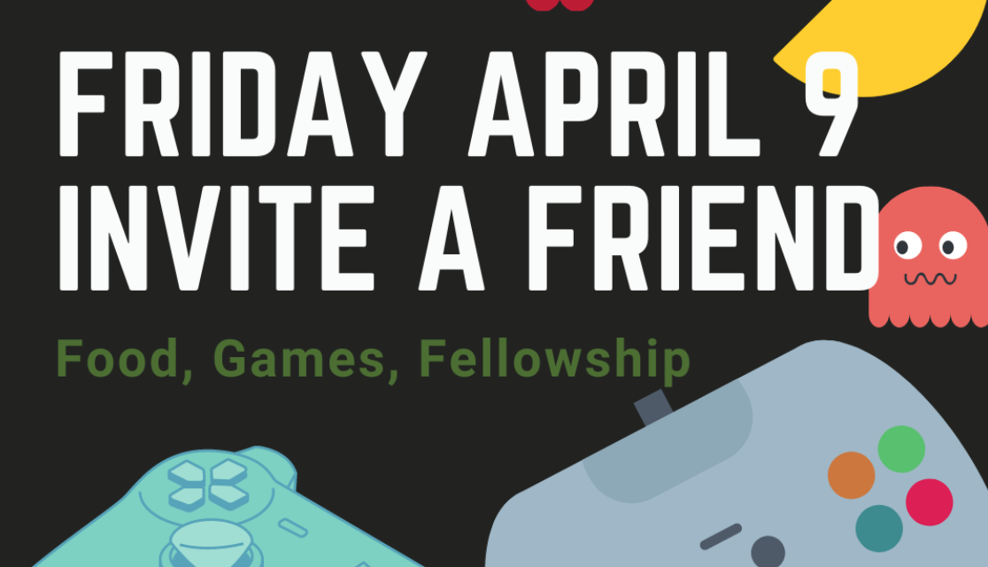 Youth Guys Night Friday April 9 image