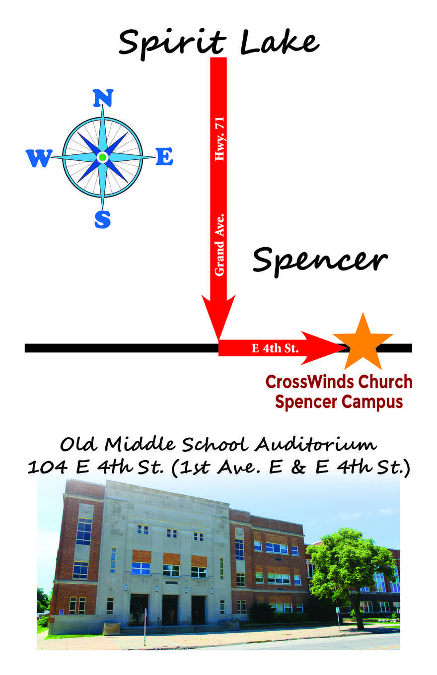 CW Spencer Campus Map-PRINT-NEW