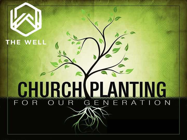 The Well-Church Planting Banner