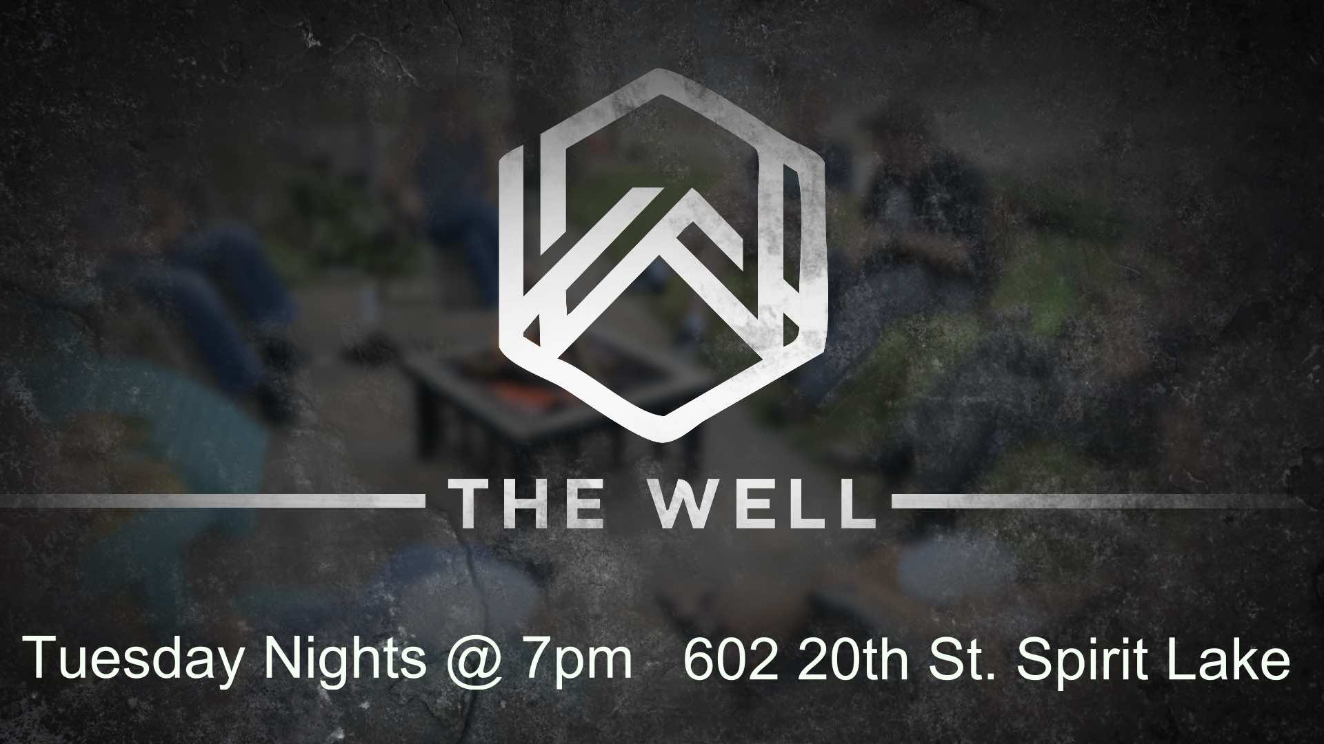 The Well Logo for church-July 2020 image