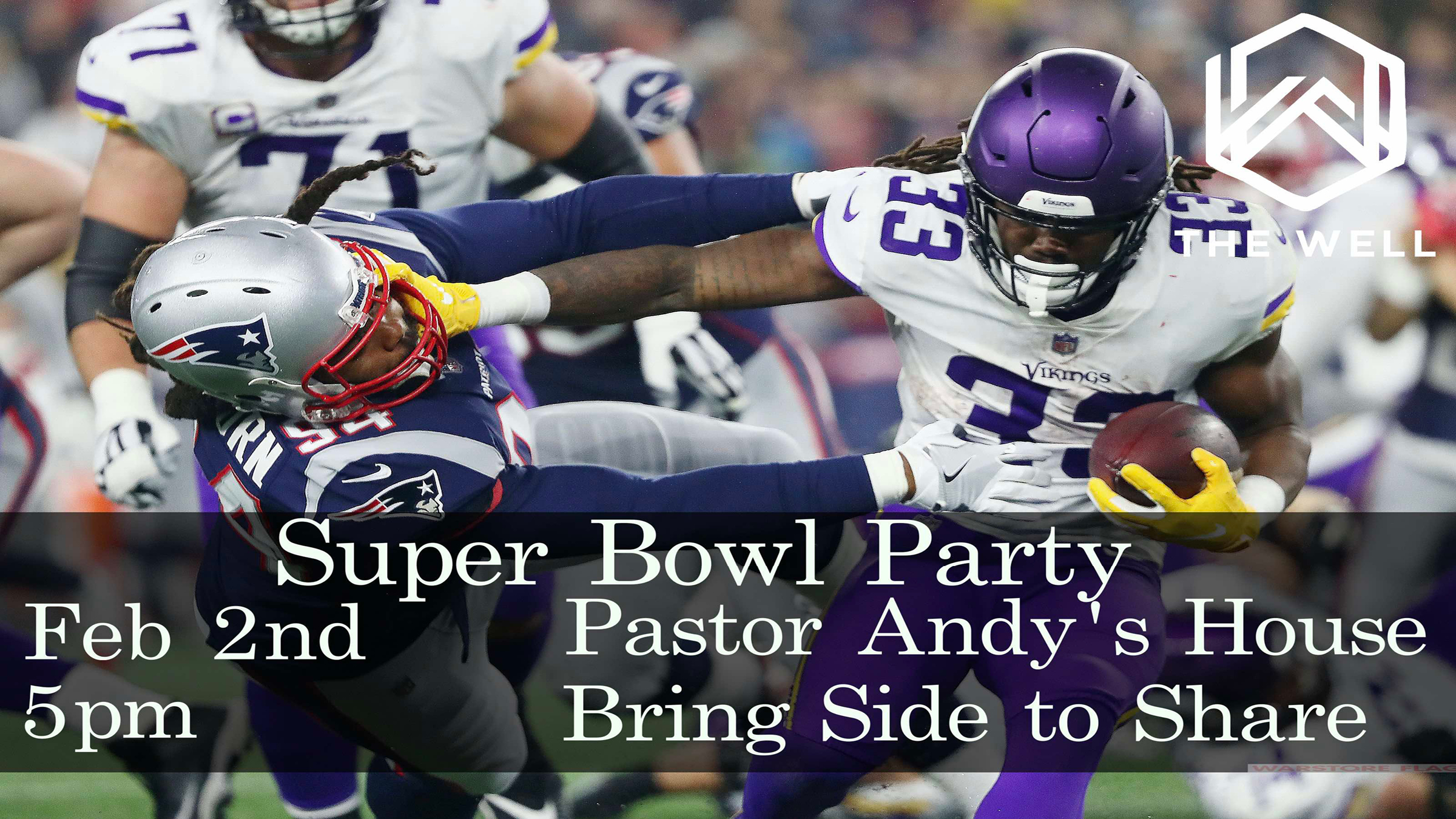 The Well-Super Bowl Party-Feb 2020-Screens