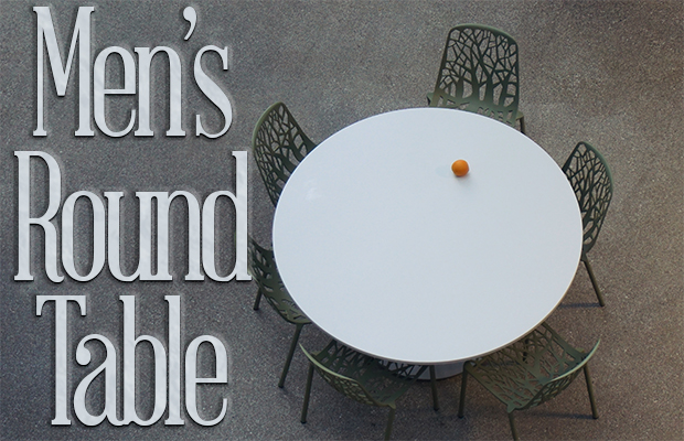 mens round table event