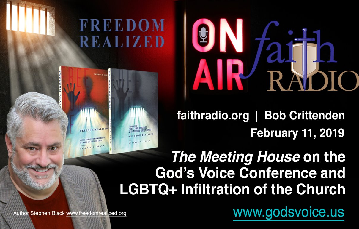 190211 - Faith Radio - Bob Crittenden