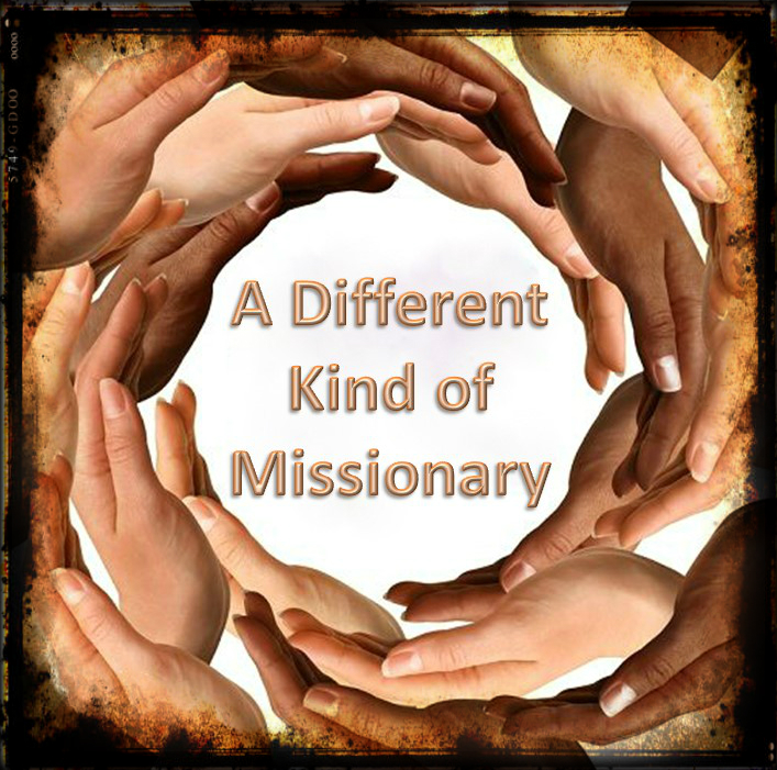 A Different Kind of Missionary - Main Graphic
