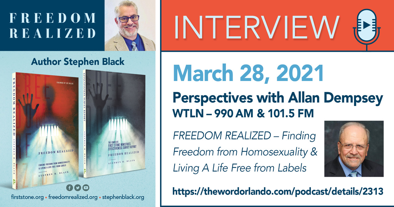 Interview with Alan Dempsey 3-25-2021