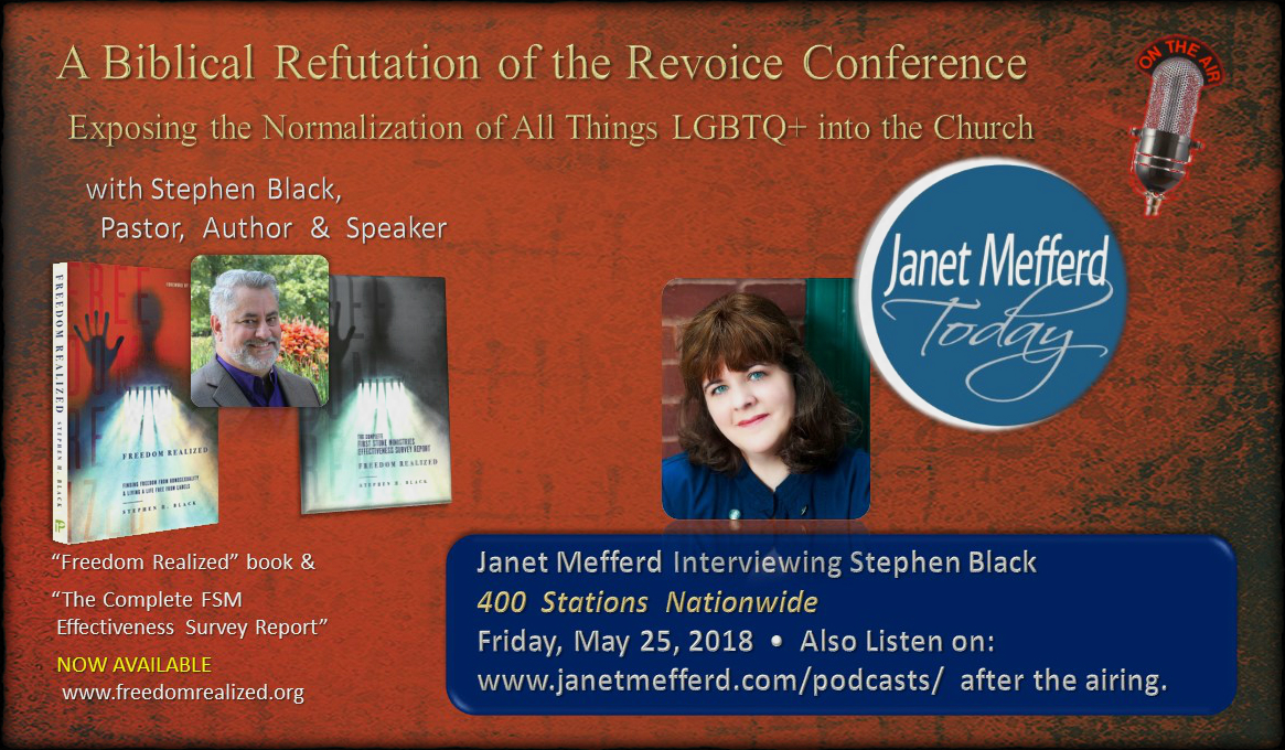Janet Mefferd Today May 23, 2018 - Airing Friday, May 25