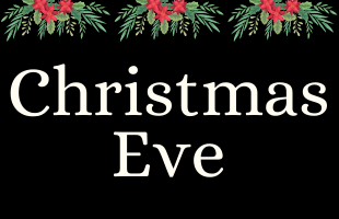 Christmas Eve button image