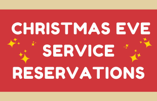 Christmas Eve Reservations