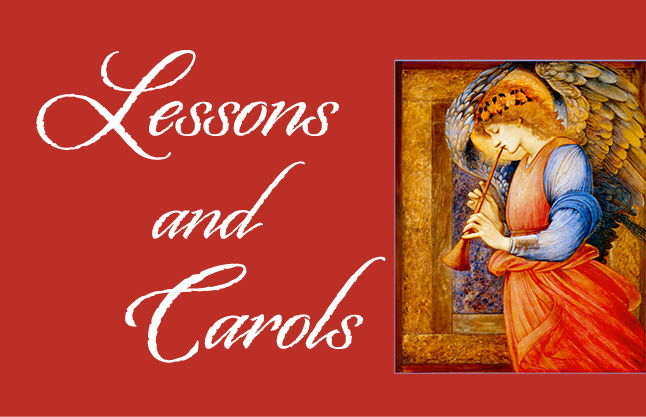 Event––Lessons and Carols 2019