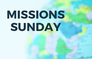 Event--Missions Sunday image