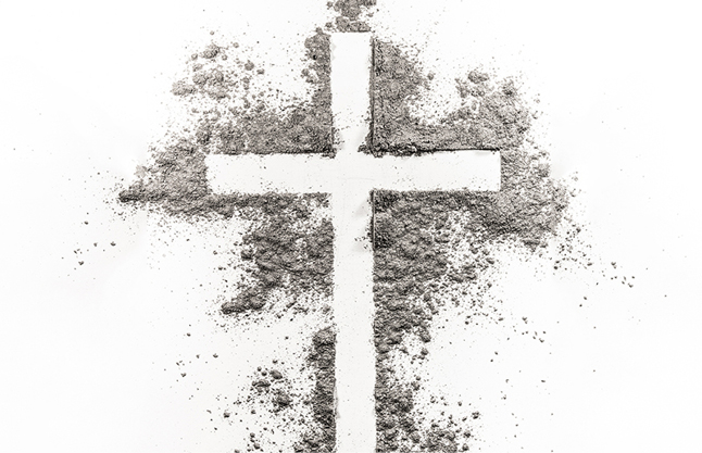 Events--Ash Wednesday image