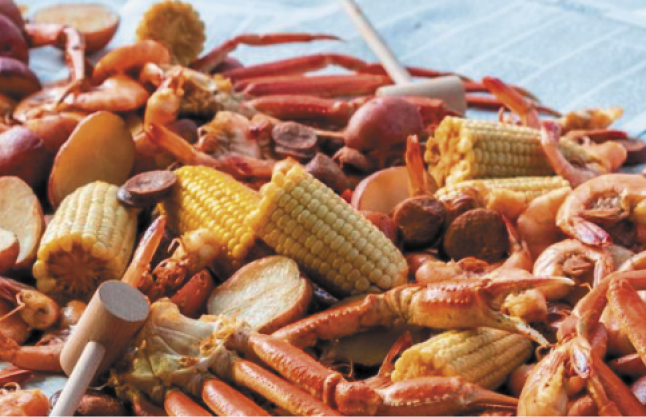 Events––Lowcountry Boil