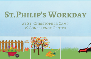 Events--St. Philip's Workday