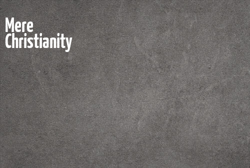 Mere Christianity banner