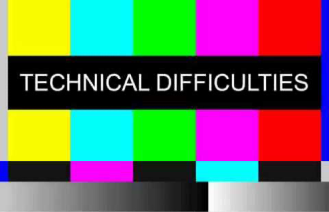 News--Church Broke the Internet (Technical Difficulties)