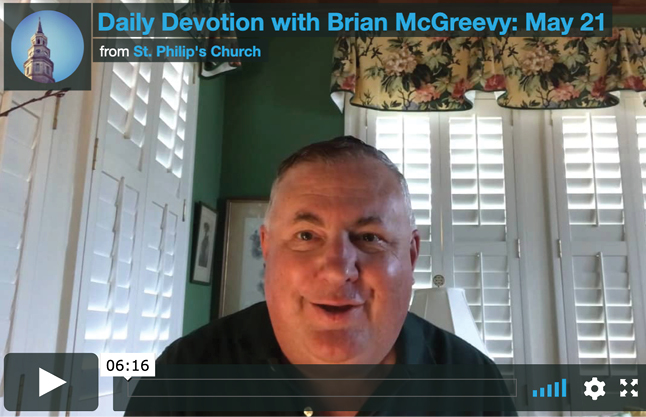 News--Daily Devotion McGreevy