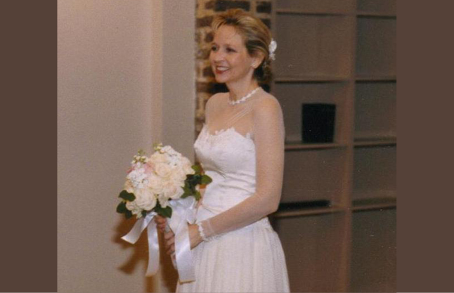 News--Keller Wedding Dress