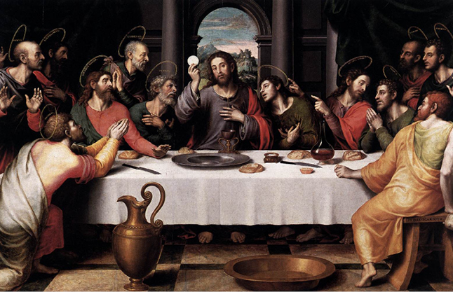 News--Maundy Thursday