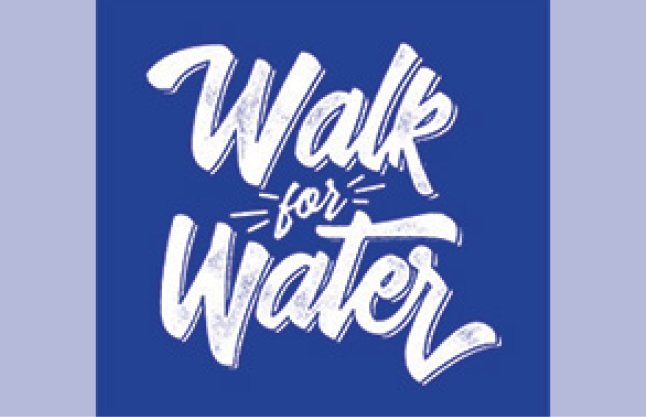 News--Walk for Water